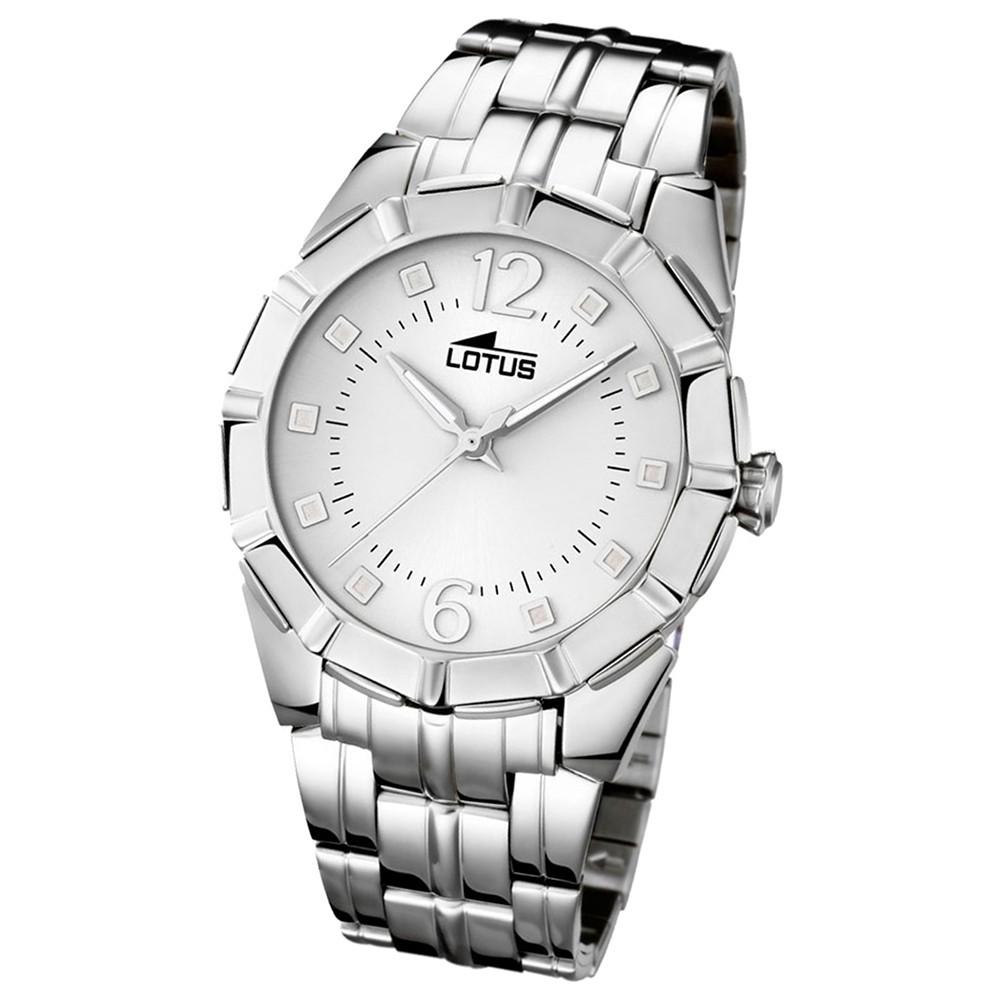 LOTUS Damen-Uhr - Woman/Trendy/Lady - Analog - Quarz - Edelstahl - UL15987/1