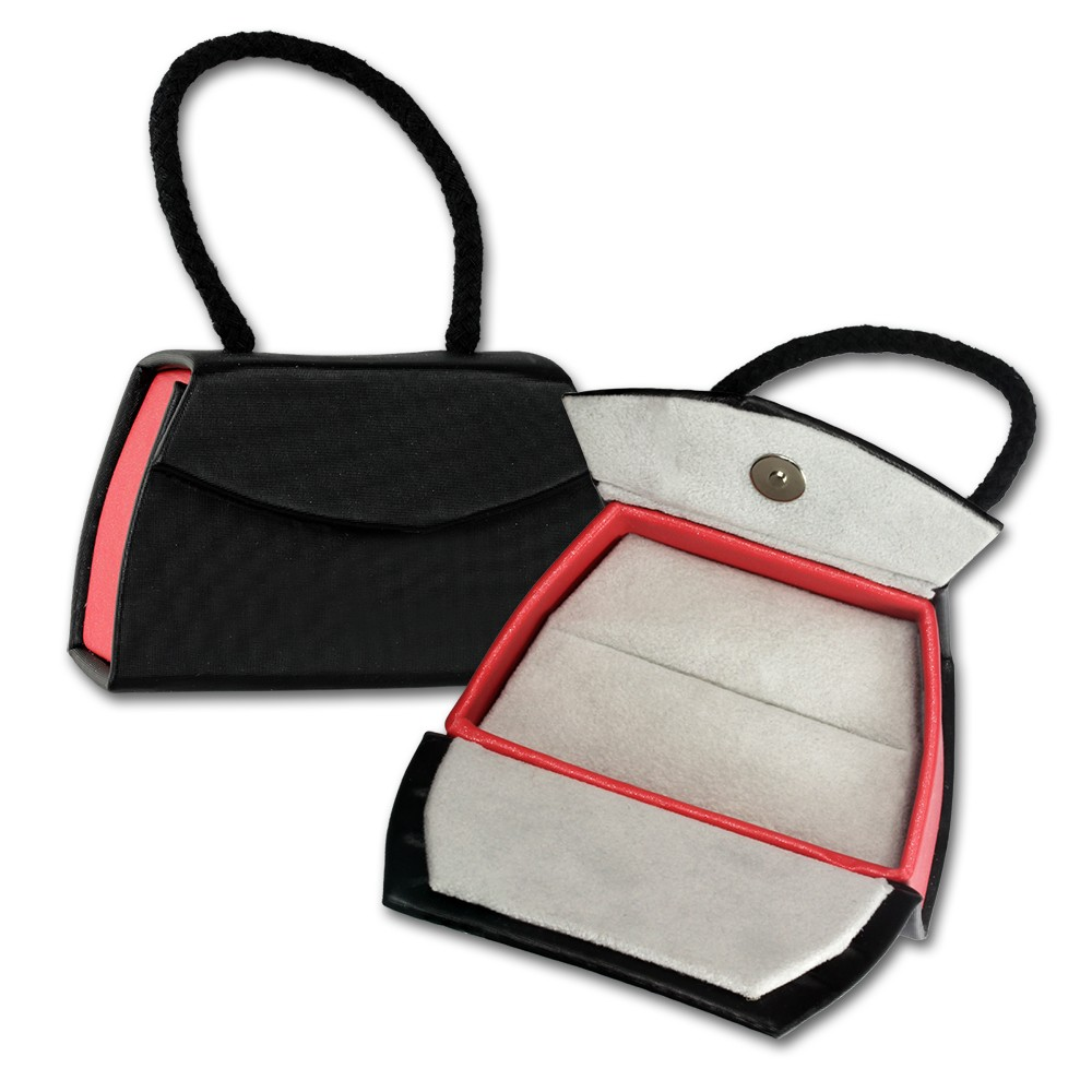 IMPPAC Schmuck-Tasche Ohrring Ketten Universal-Schmuckschachtel 90x55mm VE240