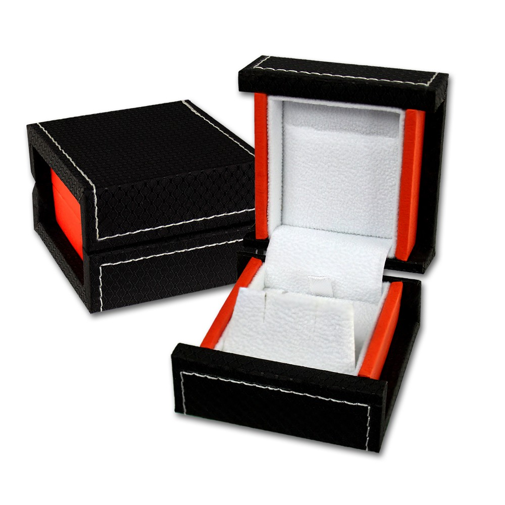 IMPPAC Schmuck Ohrring Armband Universal-Verpackung Etui 60x60x40mm VE420