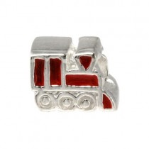 Carlo Biagi Kidz Bead Lok rot 925 Beads für Armband KBE059