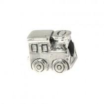 Carlo Biagi Kidz Bead Lok Silber Beads für Armband KSB01
