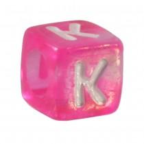 Carlo Biagi Kidz Bead Buchstabe K Beads für Armband KSPPLK