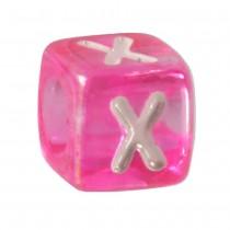Carlo Biagi Kidz Bead Buchstabe X Beads für Armband KSPPLX