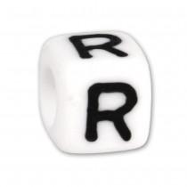 Bead Buchstabe R Beads für Armband KSPPWR