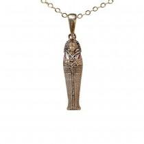 SilberDream Schmuck Anhänger Sarkophag Tutanchamun Ägypten EK049