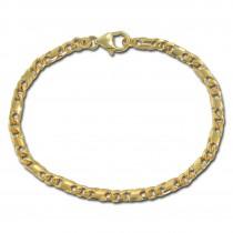 GoldDream Armband Dollar-Kette 333 Gelbgold Damen 19cm GDA0429Y