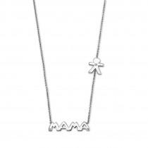 LOTUS Silver Halskette Mama Boy 925 Silber LP1239-1/2 Mothers Love JLP1239-1-2