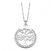 LOTUS Silver Halskette Lebensbaum 925 Silber LP1641-1/1 Hidra JLP1641-1-1
