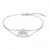 LOTUS Silver Armband Lebensbaum Kreis 925 Silber LP1821-2/1 Hidra JLP1821-2-1