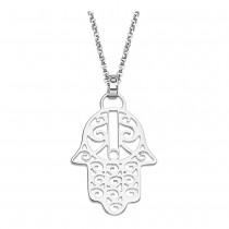 LOTUS Silver Halskette Hand der Fatima 925 Silber LP1849-1/1 Mystic JLP1849-1-1