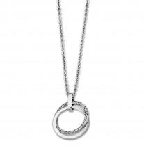 LOTUS Style Halskette Damen Edelstahl silber LS1780-1/1 Privilege JLS1780-1-1