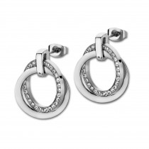 LOTUS Style Ohrringe Damen Edelstahl silber LS1780-4/1 Ohrstecker JLS1780-4-1