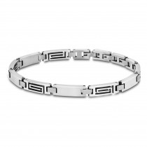 LOTUS Style Armband Herren Edelstahl silber LS1798-2/1 Schmuck JLS1798-2-1
