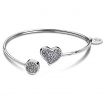 Lotus Style Armband Damen Edelstahl silber LS1850-2/1 Bliss JLS1850-2-1