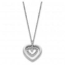 Lotus Style Halskette Damen Edelstahl silber LS1867-1/1 Bliss JLS1867-1-1