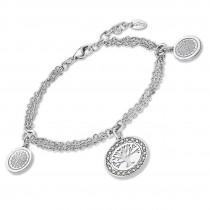 Lotus Style Armband Damen Edelstahl silber LS1869-2/1 Rainbow JLS1869-2-1