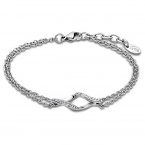 Lotus Style Armband Damen Edelstahl silber LS1908-2/1 Bliss JLS1908-2-1