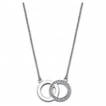 Lotus Style Halskette Damen Edelstahl silber LS1913-1/1 Bliss JLS1913-1-1