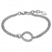 LOTUS Style Armband LS1948-2/1 Damen Edelstahl silber Bliss JLS1948-2-1