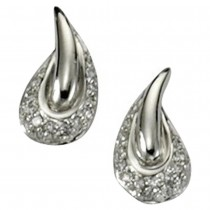 KISMA Schmuck Ohrstecker Ohrringe Sterling Silber 925 KIO0107-011