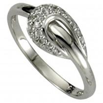 KISMA Schmuck Damen-Ring Gr. 52 Sterling Silber 925 KIR0107-010-52