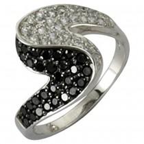 KISMA Schmuck Damen-Ring Gr. 58 Sterling Silber 925 KIR0117-015-58