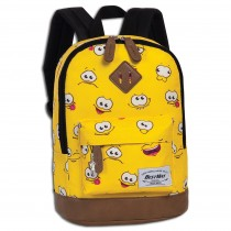 Bestway Original Campus Kids Kinderrucksack gelb mit Smily ORI100Y