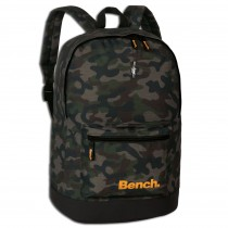 Bench sportlicher Rucksack Camouflage Polyester PU Tarnmuster olivgrün ORI301F