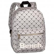 Bench kleiner Cityrucksack Nylon grau Sportrucksack Damen Daypack ORI304N