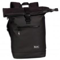 Bench Businessrucksack Freizeitrucksack PU schwarz ORI308S