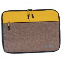 Bestway Laptop-Tasche 13 - 14 Zoll Polyester gelb ocker OTI108Y