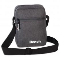 Bench sportliche Umhängetasche Polyester Schultertasche Cross Body grau OTI301K