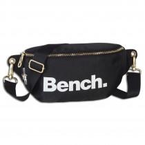 Bench trendige Gürteltasche Nylon Bauchtasche Hüfttasche schwarz OTI303S