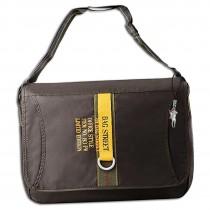 Bag Street Umhängetasche Synthetik khakigrün Sportliche Überschlagtasche OTJ228G