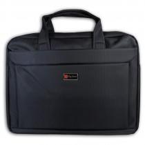 Bag Street Notebooktasche Polyester schwarz Crossover Umhängetasche OTJ255S