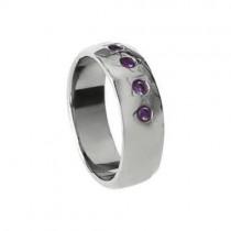 SilberDream Titan Ring Herren Damen Titanringe Gr.17 RXT4077
