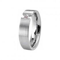 SilberDream Titan Ring Herren Damen Titanringe Gr.19 RXT4369