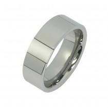 SilberDream Wolfram Ring Gr.19 Herren Damen Schmuck RXW2279