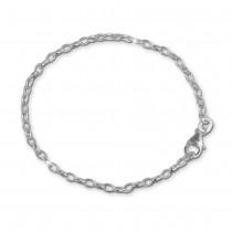SilberDream 16cm Kinder Armband Silber SDA013