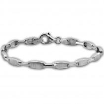 SilberDream Armband Design 925 Sterling Silber 19cm Silberarmband SDA469J