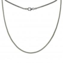 SilberDream Collier Himbeerkette 925er Silber Halskette 45cm Kette SDK22245J