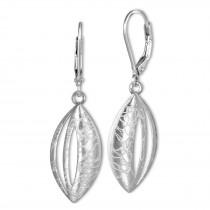 SilberDream Ohrhänger Eleganz 925 Sterling Silber Ohrring SDO4283J