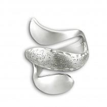 SilberDream Ring Schlange Gr. 52 Sterling 925er Silber SDR402J52
