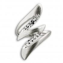 SilberDream Ring Blitz Gr.60 Sterling 925er Silber SDR405J60