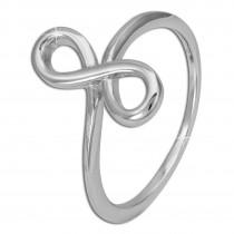 SilberDream Ring Unendlichkeit Gr. 56 Sterling 925er Silber SDR451J56