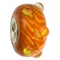 IMPPAC Glas Bead 925 Spacer Knospe European Beads SMB1114