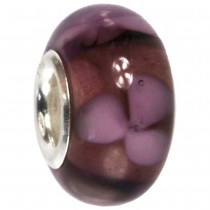 IMPPAC Glas 925 Bead Spacer Blümchen European Beads SMB8093