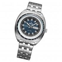Fonderia Herren-Armbanduhr P-7A004UB2 Quarz Edelstahl-Armband silber UAP7A004UB2