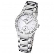 Candino Damen-Armbanduhr Timeless analog Quarz Edelstahl UC4537/1