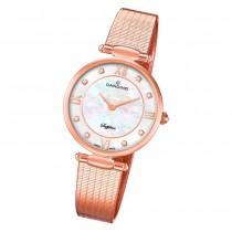 Candino Damen Armband-Uhr Lady Elegance C4668/1 Edelstahl rosegold UC4668/1